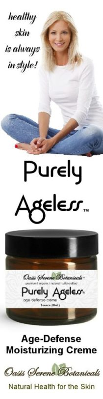 Purely Ageless Age Defense Creme