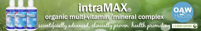 intraMAX organic liquid mult-mineral vitamin complex