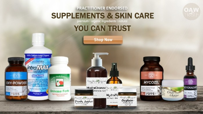 OAW Natural Health Products