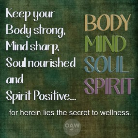 quote - body-mind-soul-spirit