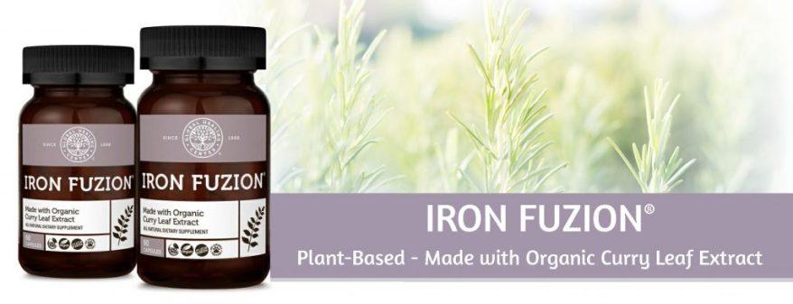 Iron Fuzion - Plant-Based Iron