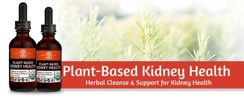 plant based kidney health product