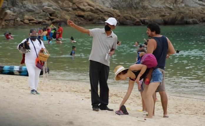 Playas de Oaxaca. Huatulco se mantiene como el destino con menos casos de  Covid en México | Oaxaca