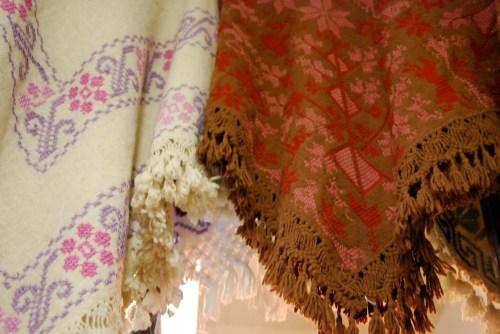 Puebla textile detail