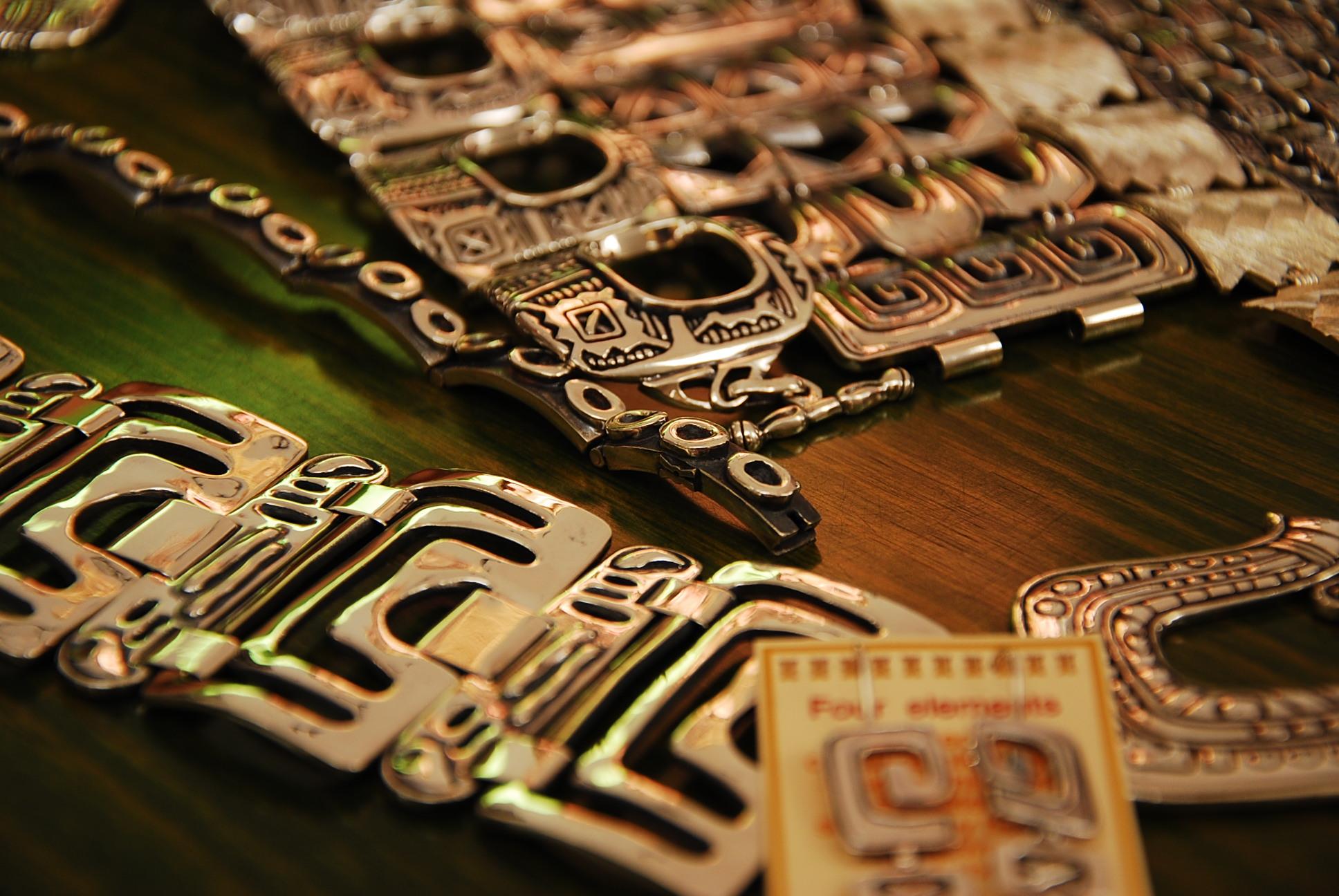 Oaxaca Silver Jewelry Designer To Show In North Carolina