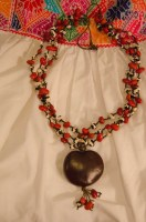 Red Bean Necklace