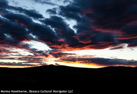 Taos, New Mexico Sunset