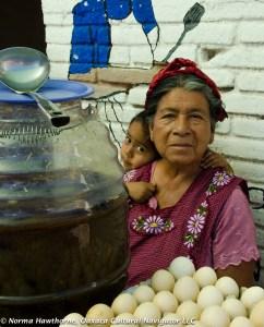 Huevos Criollos, San Juan Guelavia, Oaxaca
