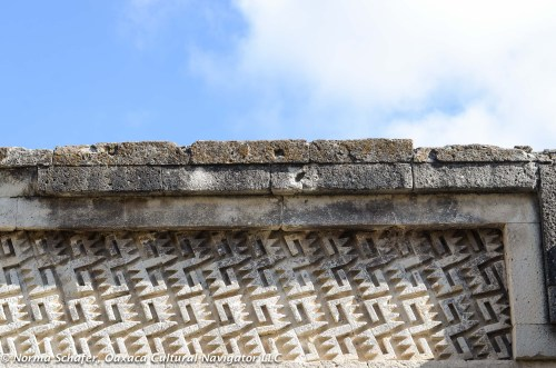 Grecas, Mitla archeological site
