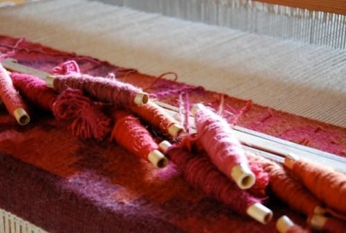 Wool Coch Red Bobbins62K