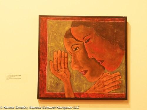 Untitled, by Rodolfo Morales, Oaxaca painter