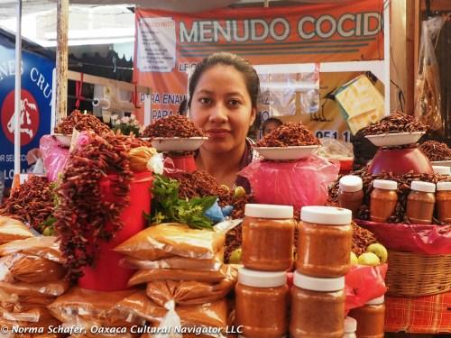 Day One, Mexico Markets Photo Challenge. Benito Juarez Market, Oaxaca, Mexico
