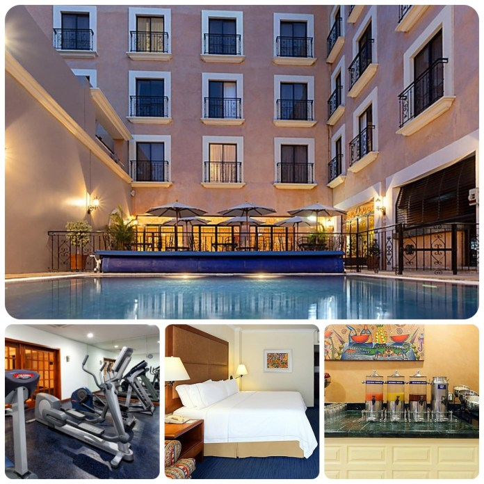 Hotel Holiday Inn Oaxaca