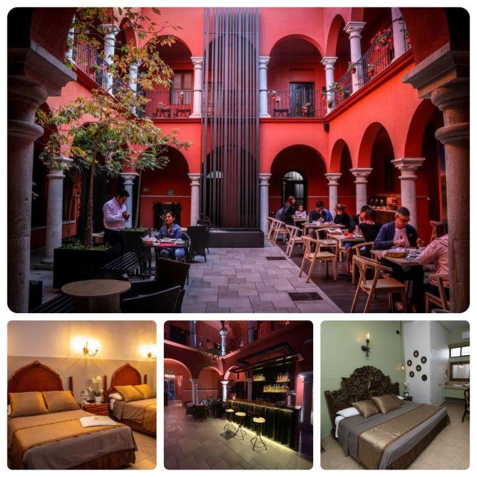 Hotel Casona Oaxaca fotos