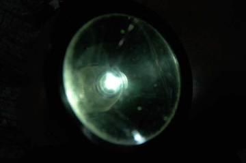 点灯状態:明るいわけではないけど、消費電力が少ない感じです。何年前の電池かも覚えていません。