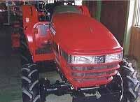 1997年 AF290R 水田速耘エコトラに続いて、エコトラ田畑効率型を開発