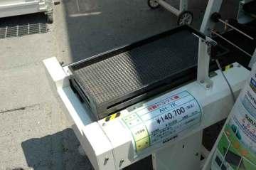 SUZUTEC 自動箱詰み機 苗の箱を播種機に送る機械なのかしら? 価格¥140,700
