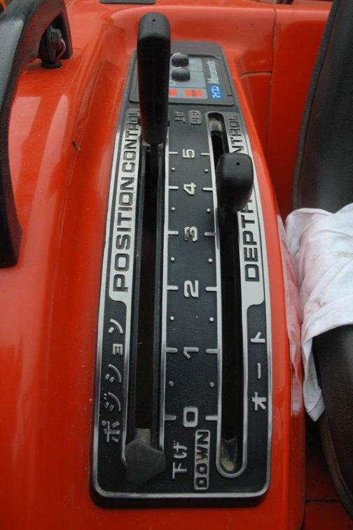 クボタトラクターX-20