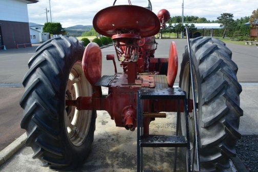International Harvester Farmall Super MD 1953 (Row-Crop tractor) インターナショナルハーベスター社 ファモールMD