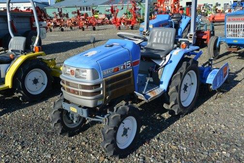ISEKI Tractor TM15