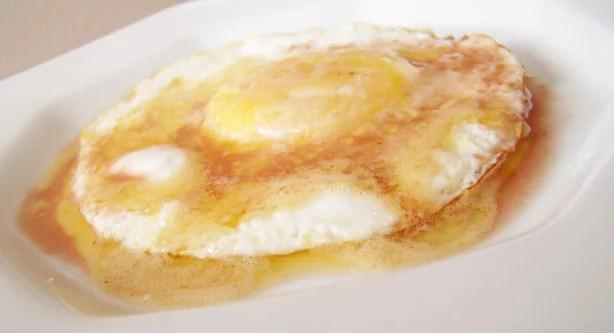 Ovos beurre noir