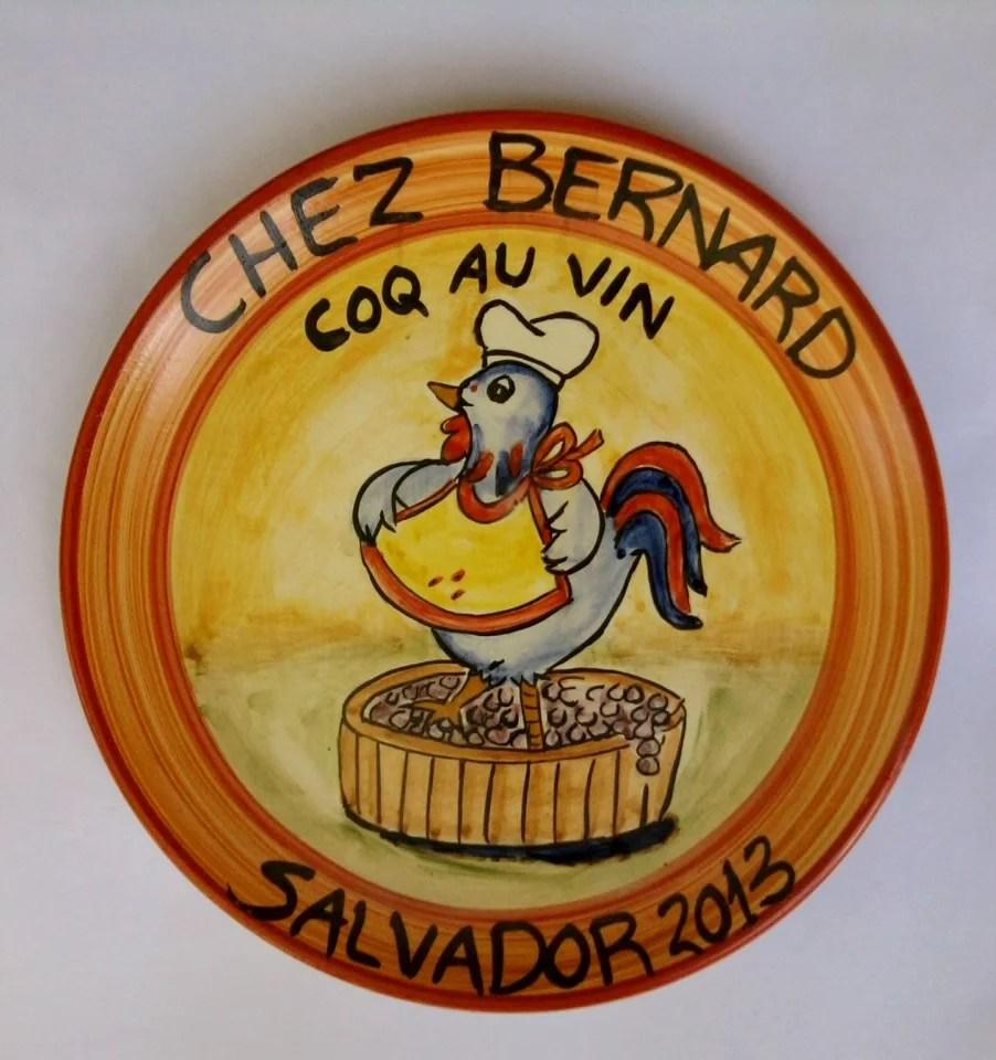 chez bernard - prato da boa lembrança