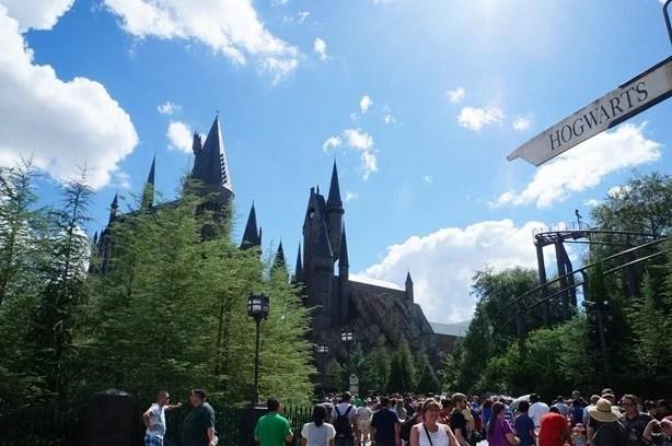 Harry - Hogwarts