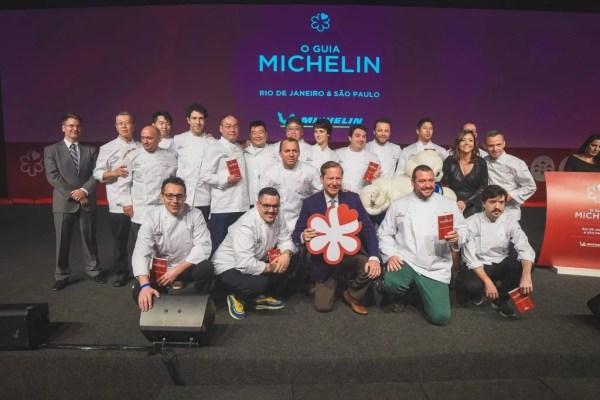 Ganhadores de 1 estrela Michelin. Foto Alê Virgílio