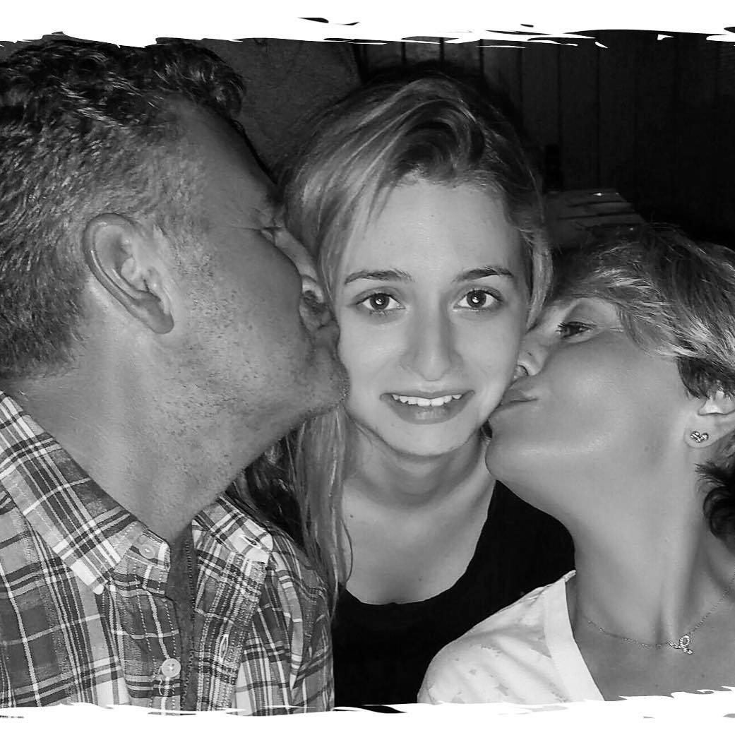 любимые всеми семья леонида агутина фото имени девочки