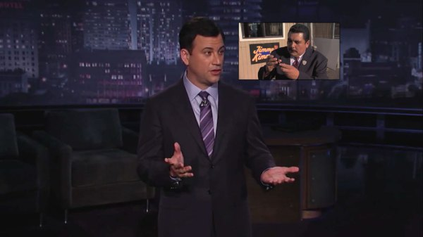 iPhone 5 with Lightsaber, Jimmy Kimmel Preview [humor ...