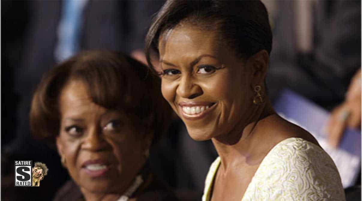 Michelle Obama's Mother Dies, Leaves Inheritance to 'My Son Michael'