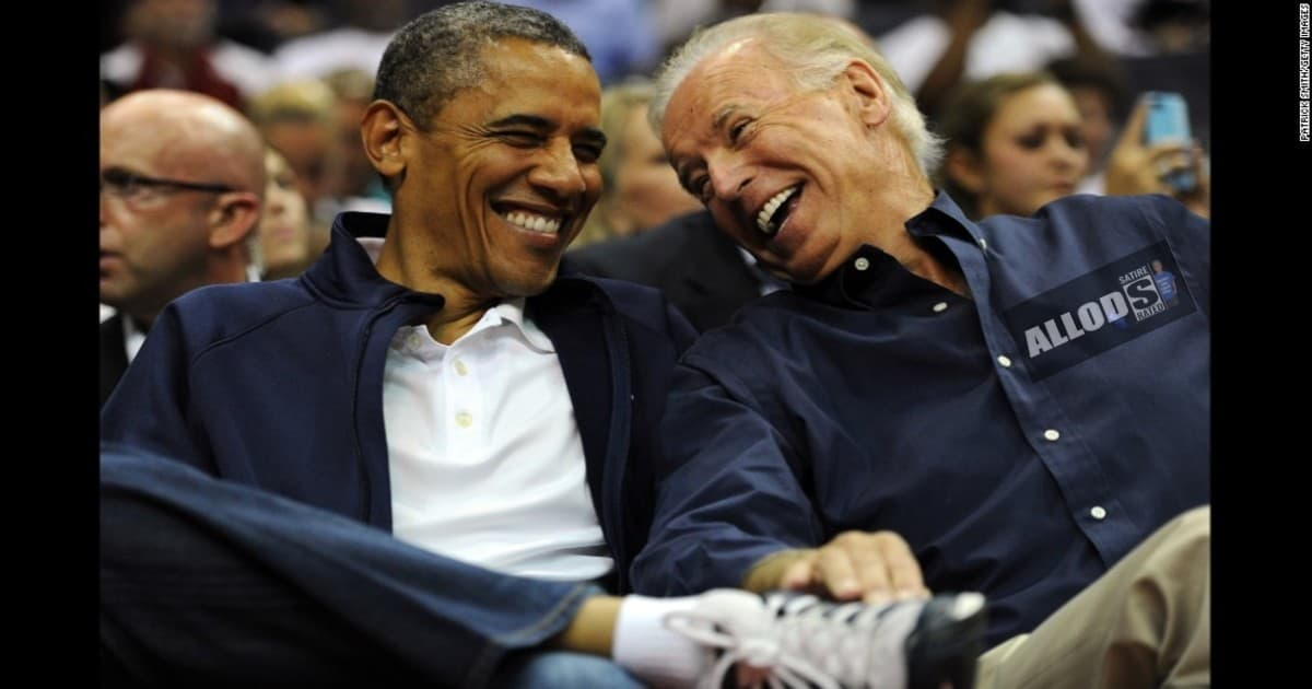 Using Obscure Constitutional Statute, Obama Pardons Joe Biden