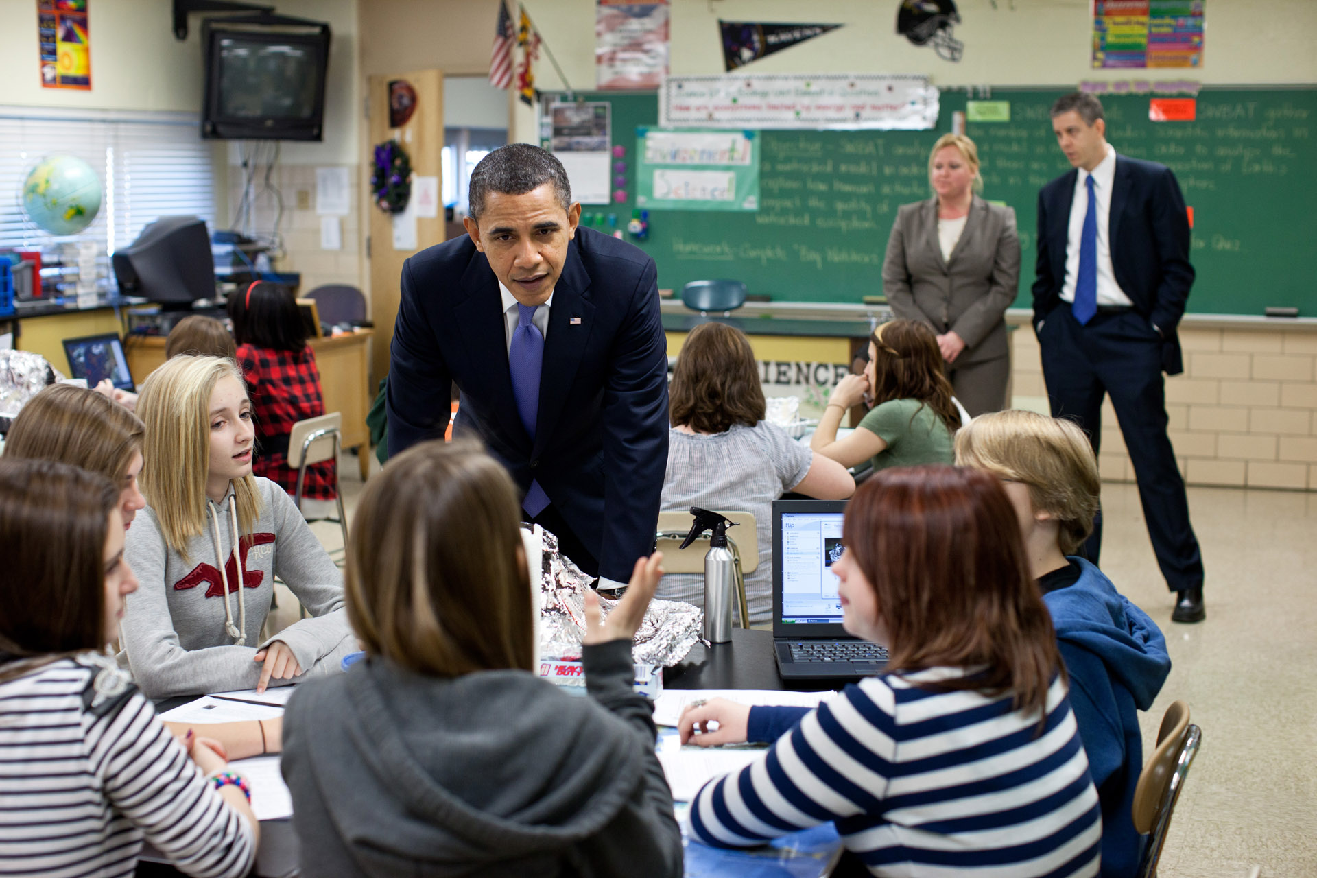 The President Unveils A Budget To Win The Future For Our Kids