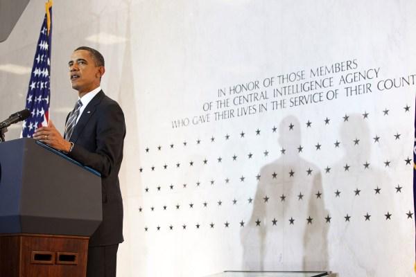 "President Obama Speaks to Our Intelligence Community: ""I ..."