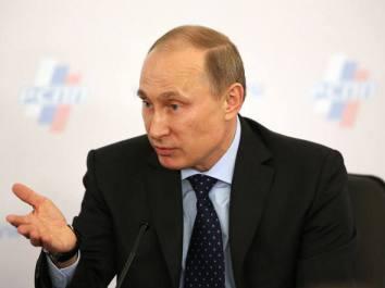 Putin, experiente estadista formado na KGB