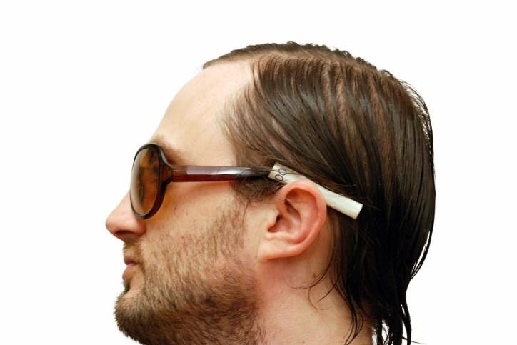 Um cabelo com aspecto de sujo afasta qualquer pretendente
