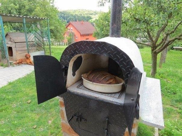 выпечка пирога