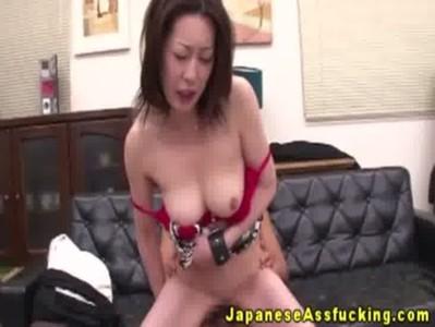 アナルまでハメられる三十路美熟女妻のjyukujo動画
