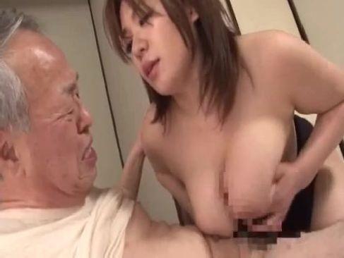 熟年no夜/ 50代の生活がなくて絶倫爺と濃厚な性交をする爆乳おばさんのじュクじょ kiss