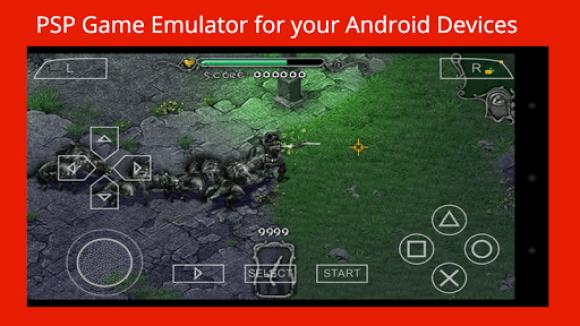 OxPSP Emulator
