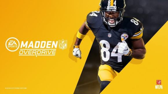 Madden Overdrive Football