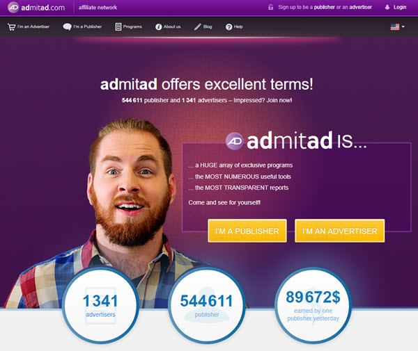 admitad CPA Network
