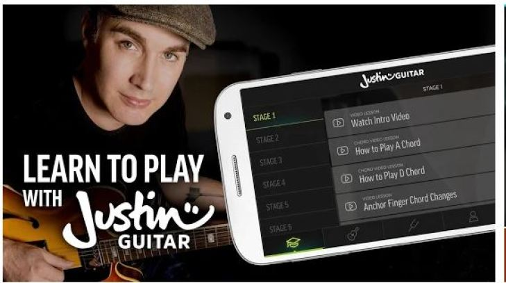 the best guitar learning apps