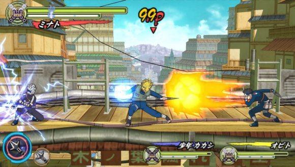 Shippuden (Ultimate Ninja Heroes) game