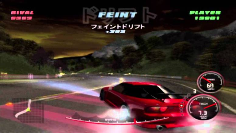 Fast and Furious (Tokyo Drift) game