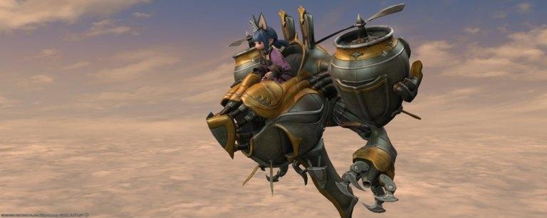 Eorzea Database: Magitek Sky Armor Identification Key | FINAL ...