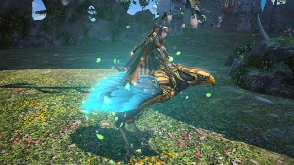 Her 4th Lanner - Warring (Sephirot)