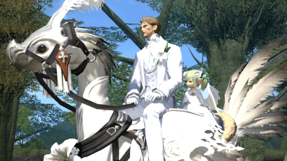 Ceremony Chocobo