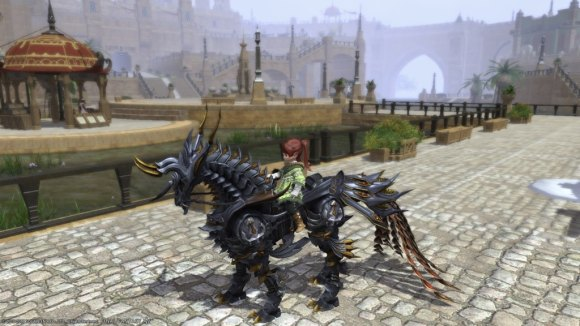 Lele Santoix Blog Entry `Garo mounts (lalafell size)` | FINAL ...