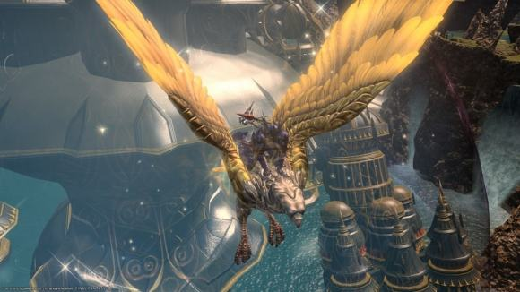 Eorzea Database: Sophic Lanner Whistle | FINAL FANTASY XIV, The ...